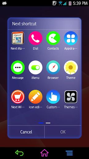 【免費個人化App】Next Launcher Theme - Goooglor-APP點子