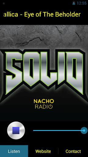 Nacho Radio-Solid