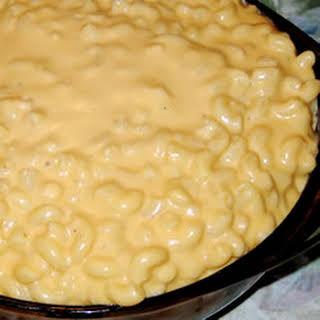 Creamy Macaroni and Cheese.