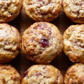 Jam Muffins.