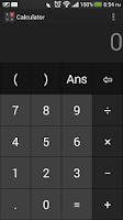 Screenshot of Free Calculator (Prime Factor)