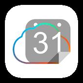 iCloud Calendar sync