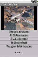Screenshot of US Airplanes in WW2