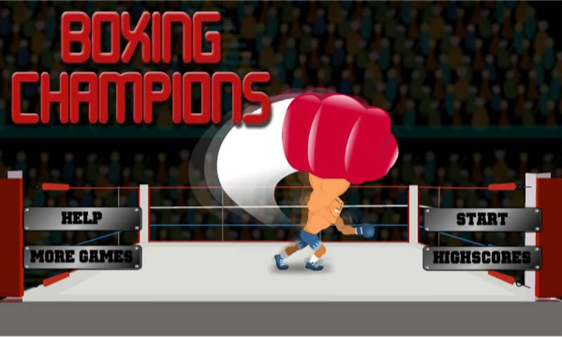Boxing Champions - screenshot