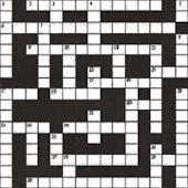 Spanish/English crossword