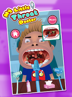 Kids Throat Doctor - screenshot thumbnail