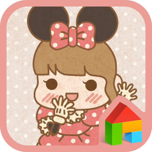 个人化のsomee mini dodol theme LOGO-HotApp4Game
