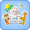 Puzzles For Toddlers Free icon