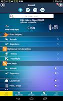 Screenshot of Jakarta Airport Soekarno-Hatta