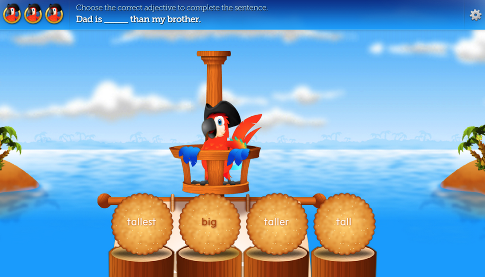Grammar Wonderland Primary- screenshot