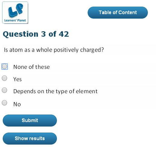 grade 9 chemistry quiz pdf