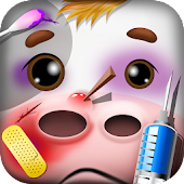 Animal Vet Doctor - kids games