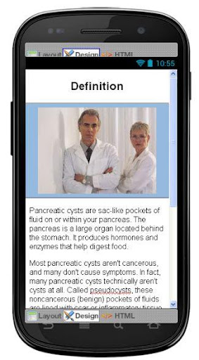 【免費醫療App】Pancreatic Cysts Information-APP點子
