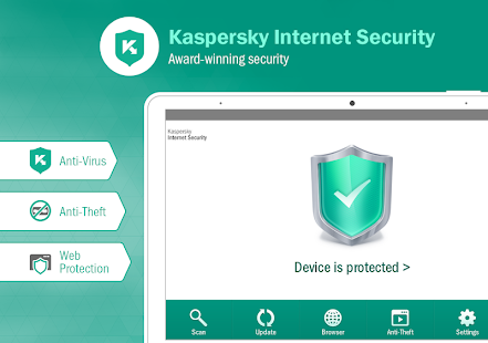 Kaspersky Internet Security - screenshot thumbnail