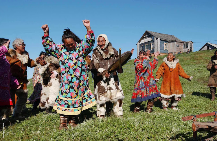 Encounter local villagers and old traditions in Chukotka, Russia, across the Bering Sea from Alaska, when you sail on Silver Discoverer.