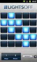 Screenshot of Lights Off - The Original Game