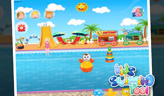 Kids Swimming Pool for Girls- screenshot thumbnail