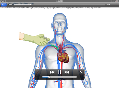 Physiology Learning Pro screenshot for Android