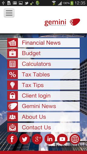 Gemini Wealth Tax Tools