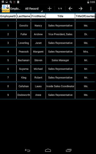 【免費商業App】SQLite的管理專業版-APP點子