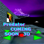 Predator Coming Soon 3D