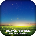 Smart Galaxy Mega LWP icon