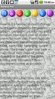 Screenshot of Reversi Pro