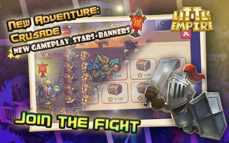 android Little Empire Screenshot 12