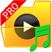 Folder Music Player (MP3) PRO