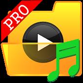 Folder Music Player (MP3) PRO