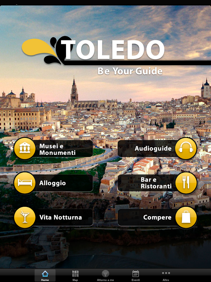 Be Your Guide - Toledo - screenshot