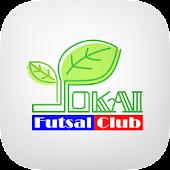 豊田市越戸町のフットサルコート東海フットサルクラブ公式アプリ