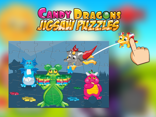 Jigsaw Puzzle Dragons