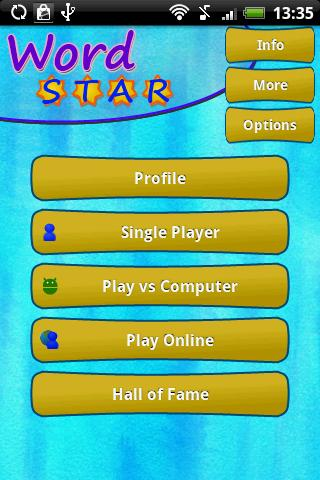 Word Star- screenshot