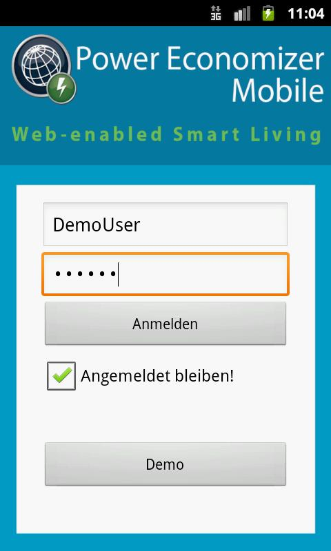 Peco Smart Home Mobile- screenshot