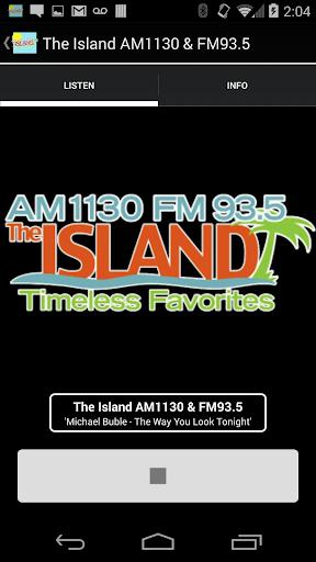 玩音樂App|The Island AM1130 & FM93.5免費|APP試玩