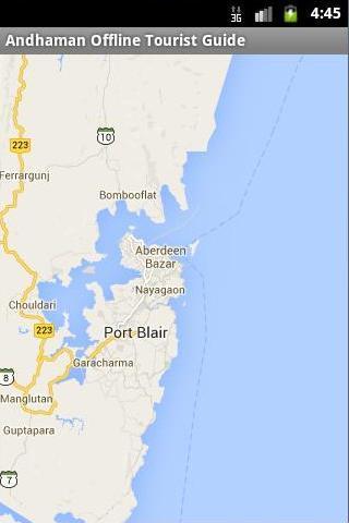 Port Blair Offline TouristMaps