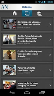 A Notícia - screenshot thumbnail