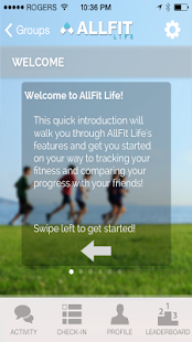 AllFit Life- screenshot thumbnail