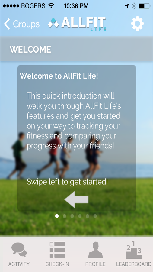 AllFit Life- screenshot