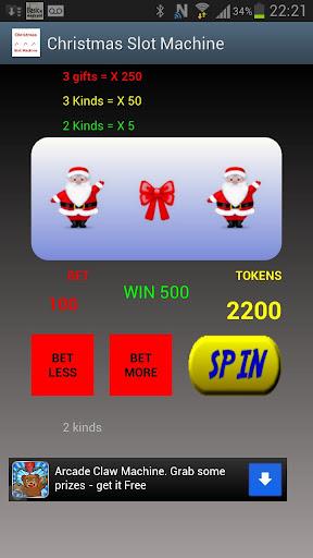 Christmas Slot Machine Free