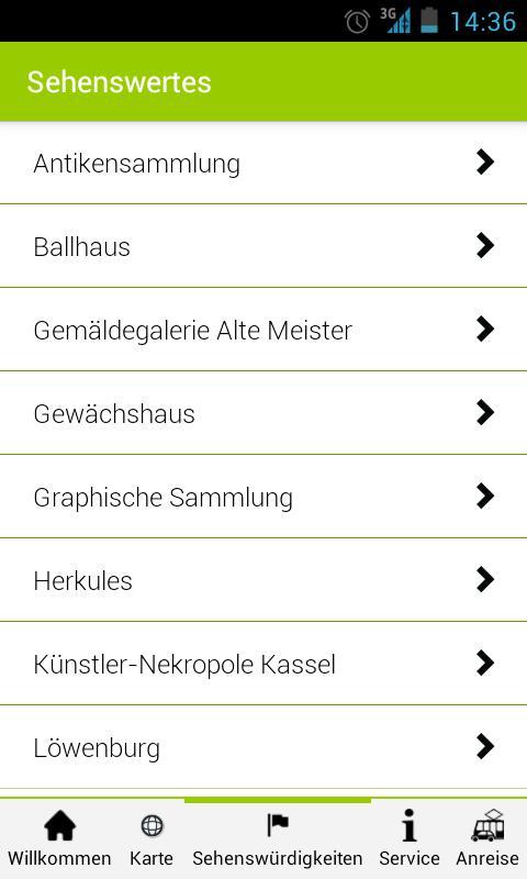 Bergpark- screenshot