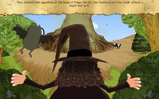 玩免費休閒APP 下載The Witch With No Name - Free app不用錢 硬是要APP
