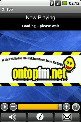 Ontop Radio- screenshot