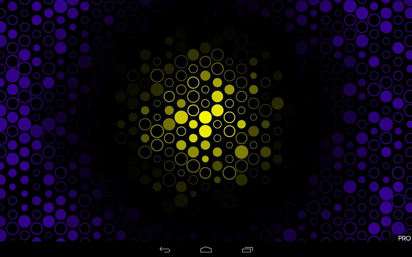 Light Grid Pro Live Wallpaper- screenshot