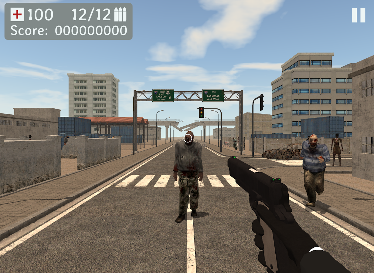 Kill More Zombies- screenshot