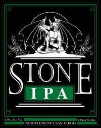 Logo of Stone IPA