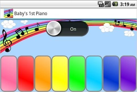 Baby's 1st Piano : Baby App