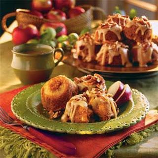 Caramel-Apple Muffins