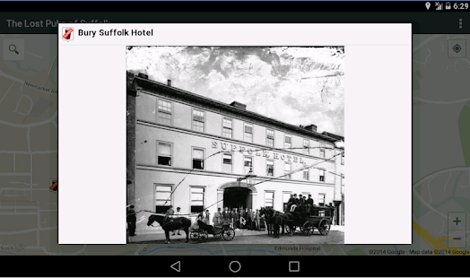 The Lost Pubs of Suffolk- screenshot thumbnail